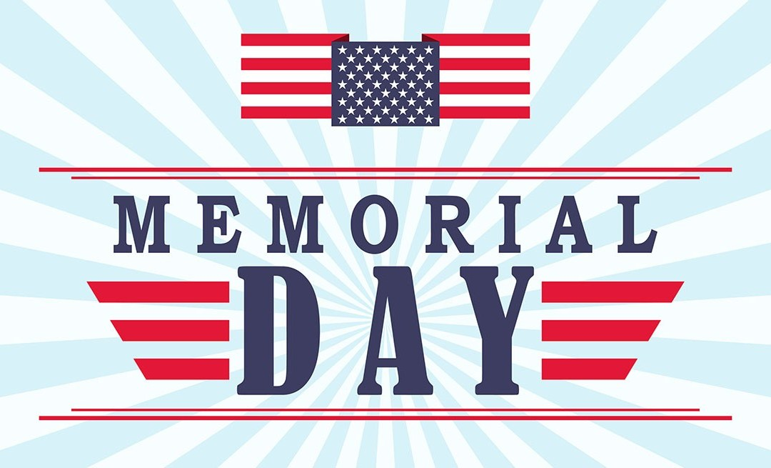 West Mifflin Borough – Memorial Day Holiday 2020. Borough Offices Closed.  Trash Pick Up Delayed