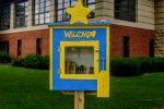 "West Mifflin Borough Unveils Its First ""Little Library"""
