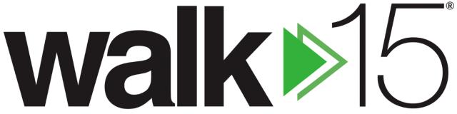 walk15 classes begin September 15th