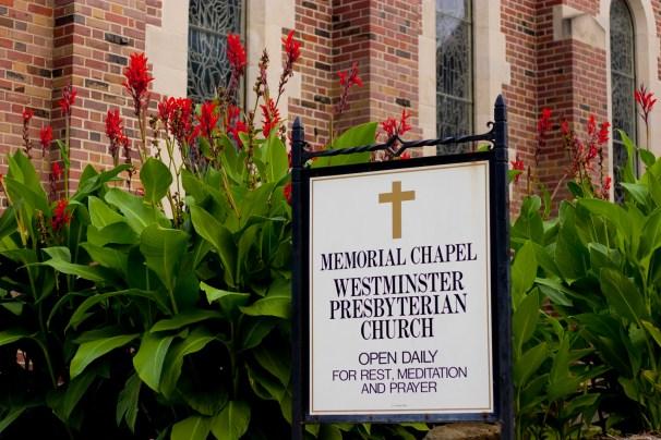 chapel-sign