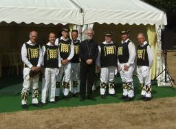 There was that one time we met the Archbishop of Canterbury...