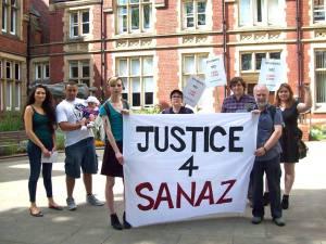 Photo Credit: Justice4sanaz