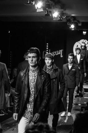 London Collections Men Spring/Summer 15 catwalk show