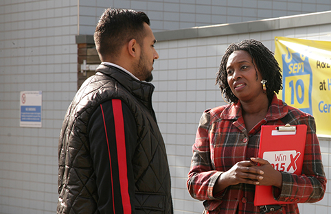Labour's Dawn Butler defends tuition fee cut