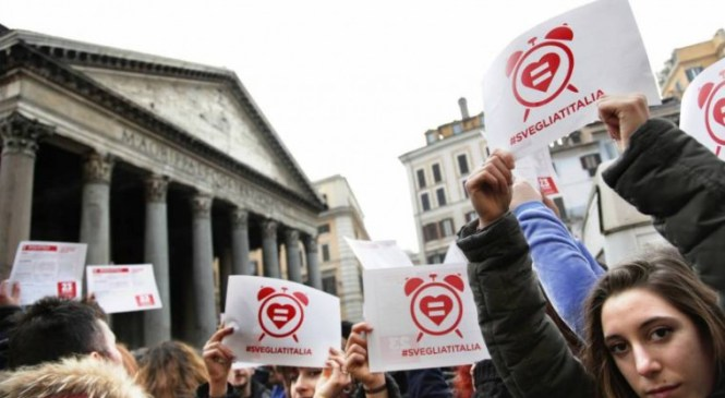 Italy struggles for same-sex marriage law