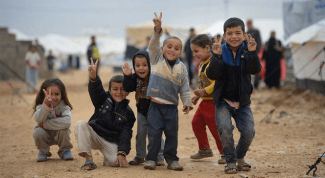 Are young Syrian refugees getting the education that they need?
