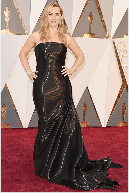 Kate Winslet wearing Ralph Lauren