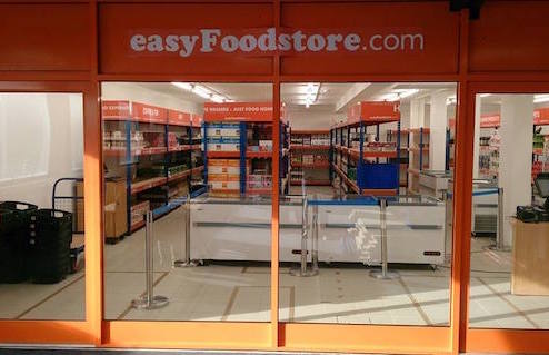New 25p budget EasyFoodstore opens in North London