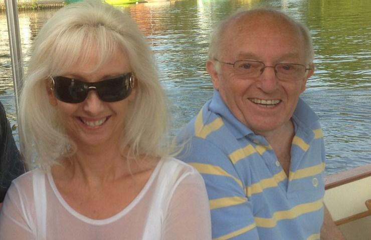 Paul Daniels with his wife Debbie McGee. Photo: Wikimedia Commons/RobOldfield