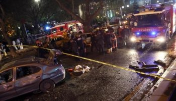 ANKARA: Suicide car bombing kills several