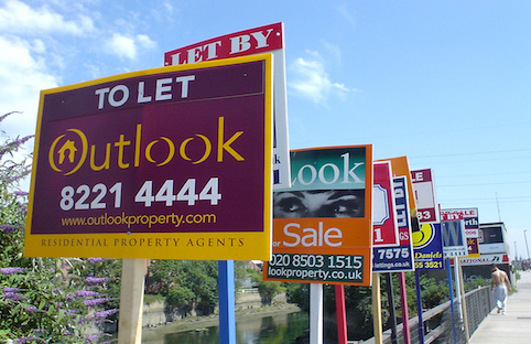 London house prices rise by 358 percent in 20 years