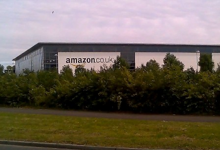 Amazon's scandal: workers living in tents