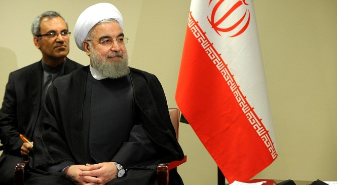 The Iranian president: No one can cancel the nuclear deal