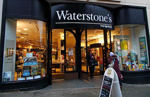 Waterstones deny stealing indie bookshop trade