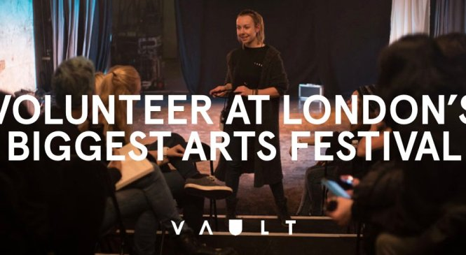 VAULT Festival are looking for you!