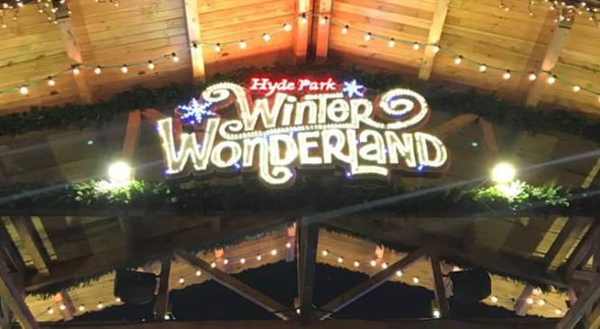 Winter Wonderland continues to stand out in bringing Christmas spirit