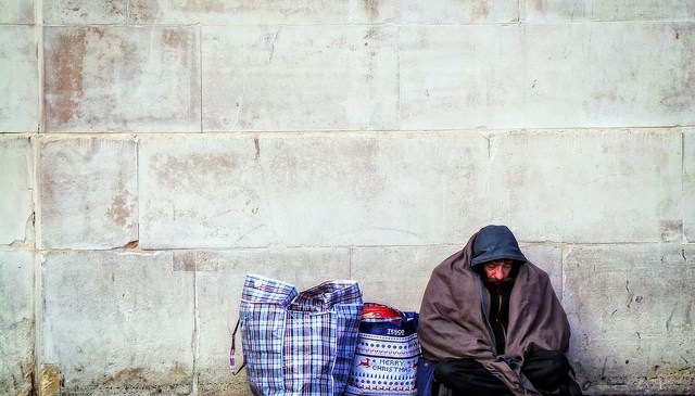 1 in 5 UK citizens living in poverty