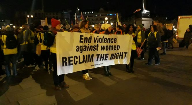 40 years and counting, women stand together to 'Reclaim the Night'