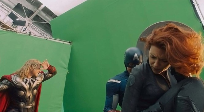 Behind the Green Screen: a look at visual effects working practices today