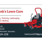 Westmoreland Tennessee Frank's Lawn Care