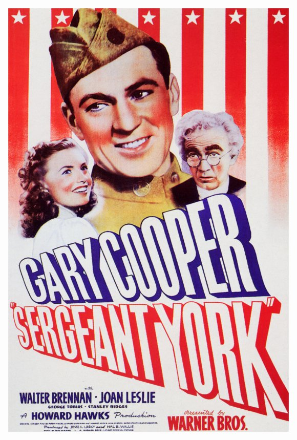 Sergeant York, 1941
