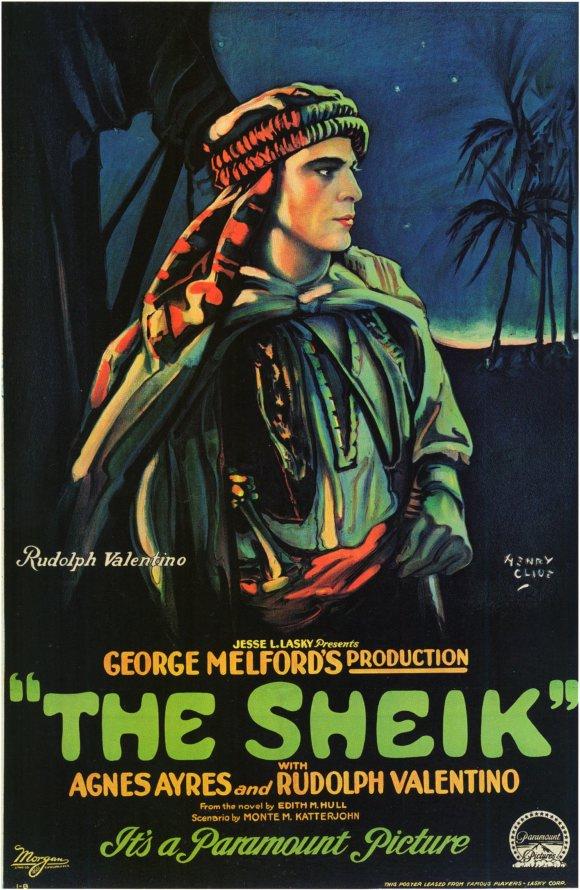 The Shiek, 1921