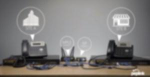 SpeedFusion Blurry Background