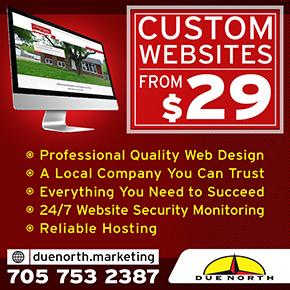 Northern Ontario Website Design