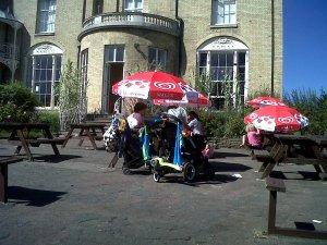 Brockwell Hall Cafe