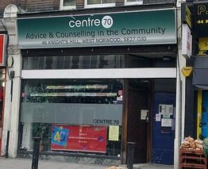 West Norwood's Advice centre