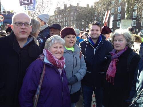 Labour councillors oppose the Housing Bill