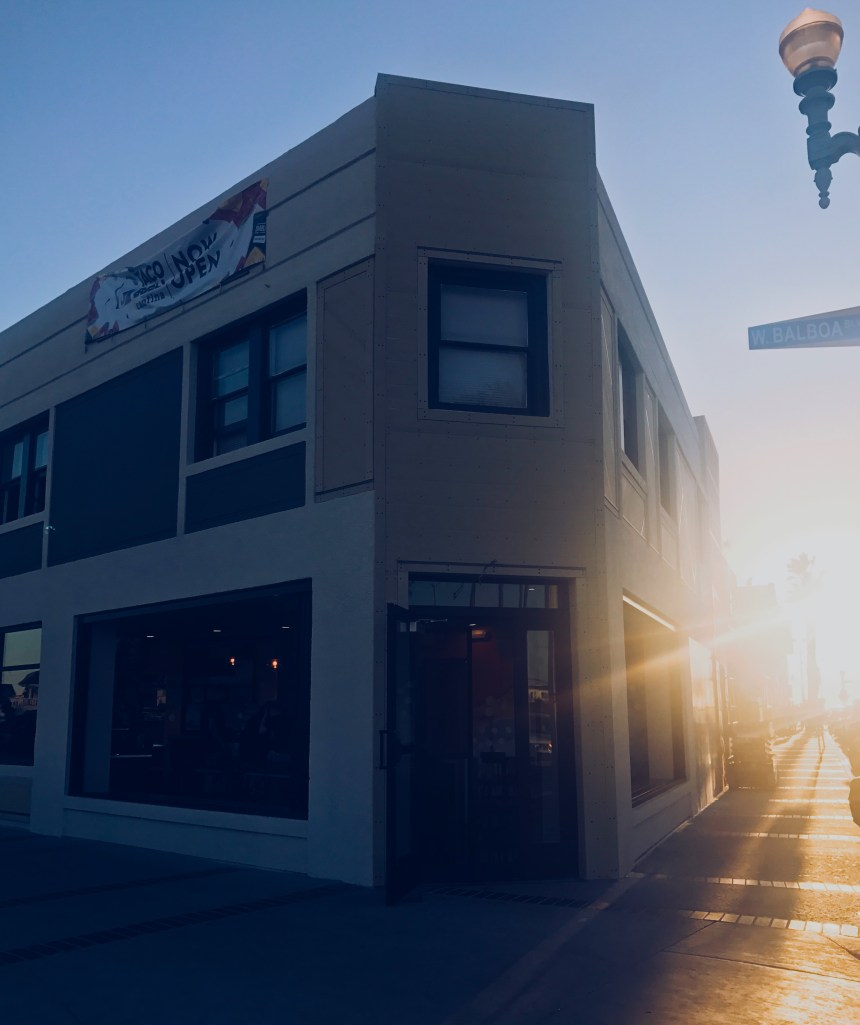 Taco Bell Cantina Newport Beach