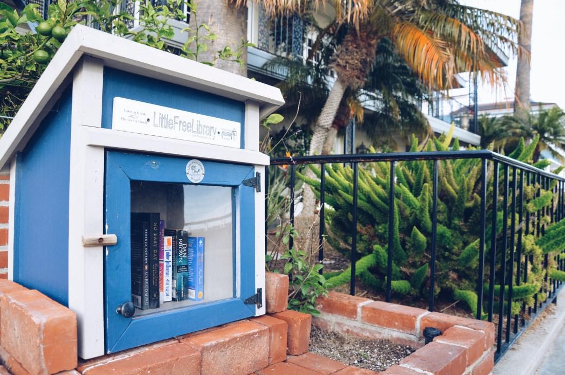 Little Free Library Balboa Island