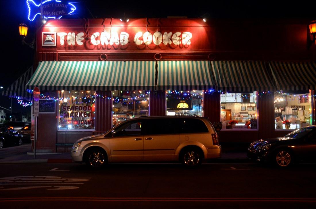 Crab Cooker Newport Beach