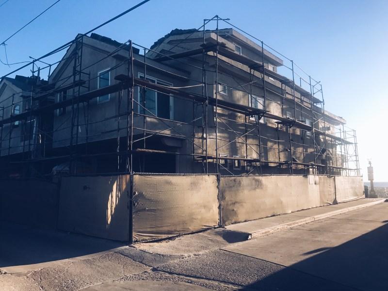 construction Newport Beach