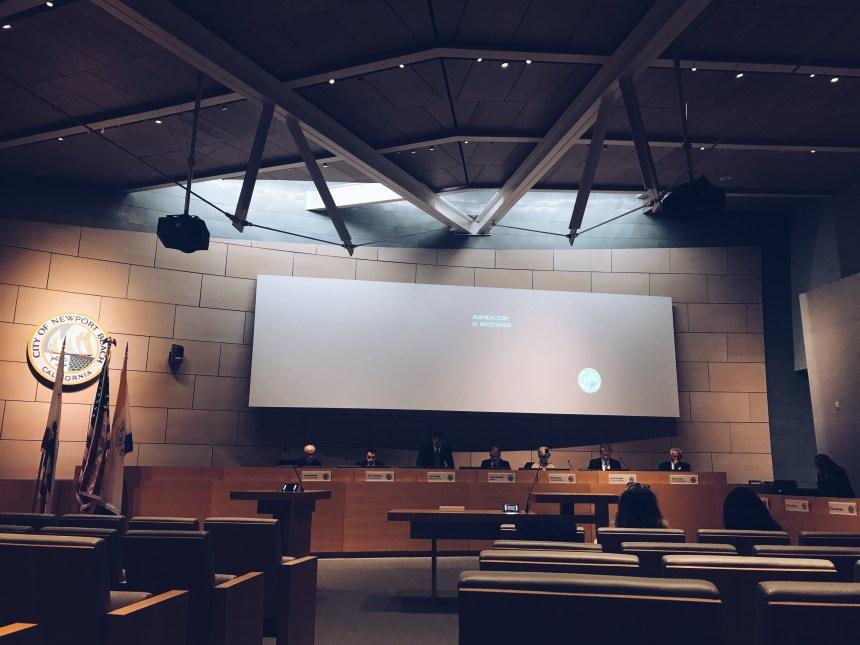 Newport Beach City Council