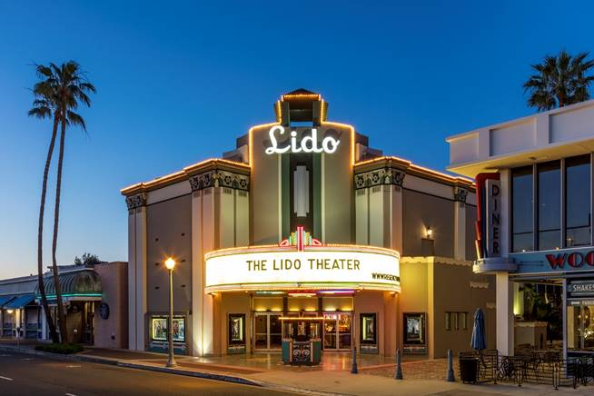 Lido Theater Newport Beach