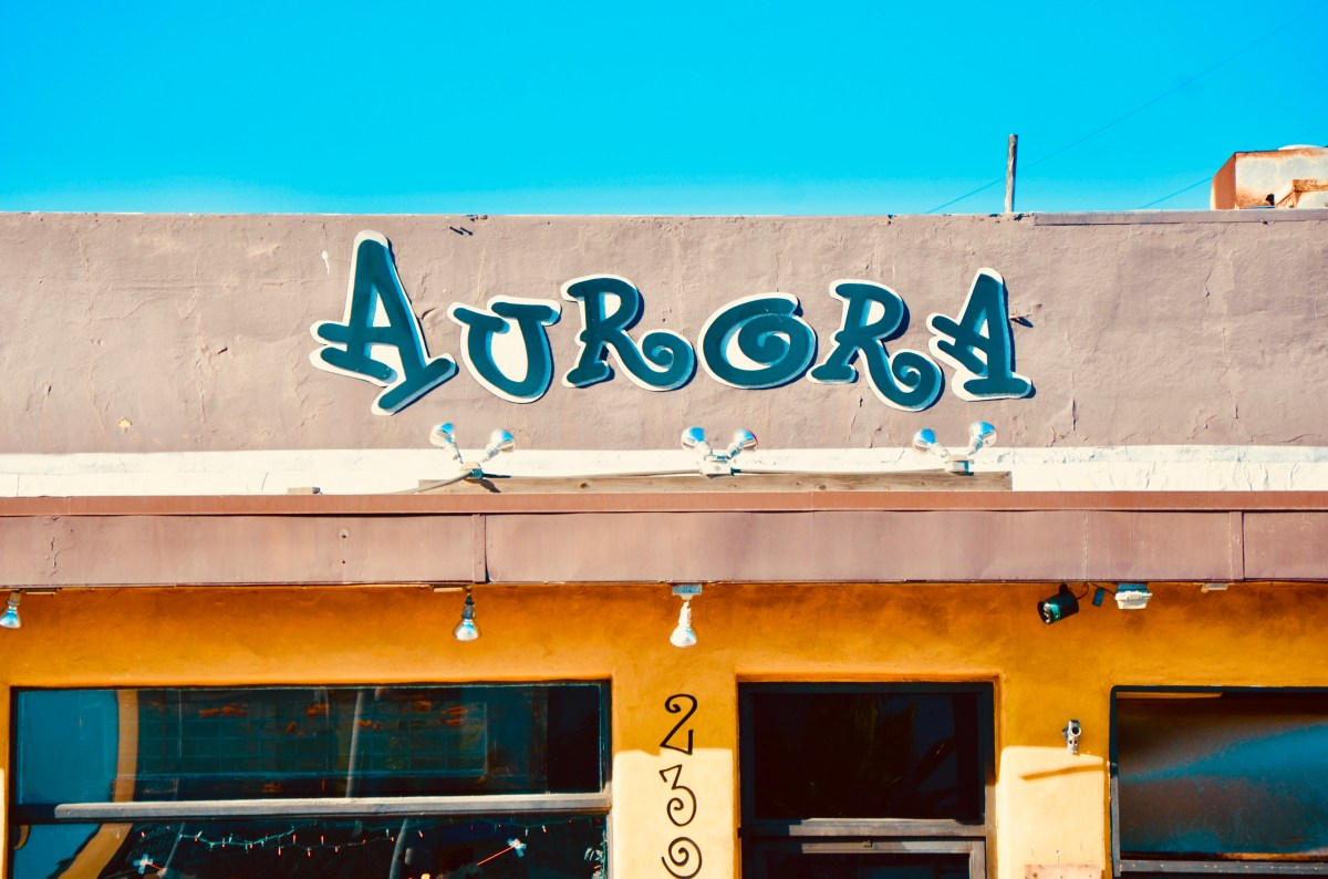 Aurora is Your New Favorite Neighborhood Hangout That's Been Around for Years