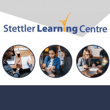 Stettler Learning Centre Website