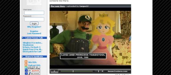 E! True Hollywood Story: Luigi