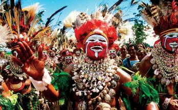 Unique Tradition with High Moral Value from West Papua