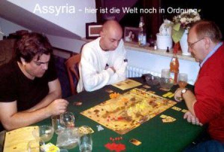 Assyria- noch ist die Welt in Ordnung