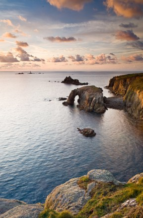 a sunday dream at land's end