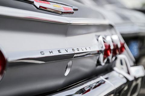 GM Restoration Parts