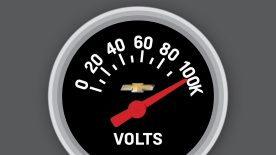 Chevrolet Volt Achieves 100,000 Sales