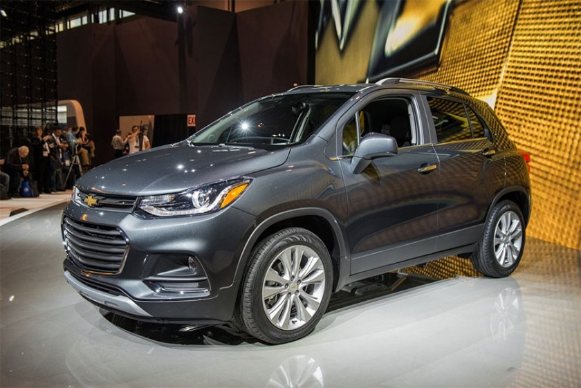 Restyled Chevrolet Trax