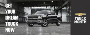 Chevy Truck Month at Westphal Chevy