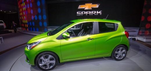 2017 New Chevrolet Spark