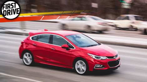 Chevy Cruze diesel rated 52 mpg