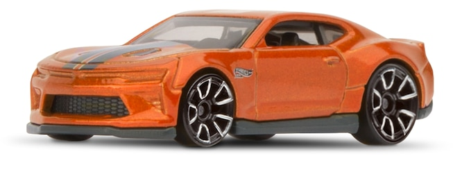 Camaro Hot Wheels Edition | Chevrolet